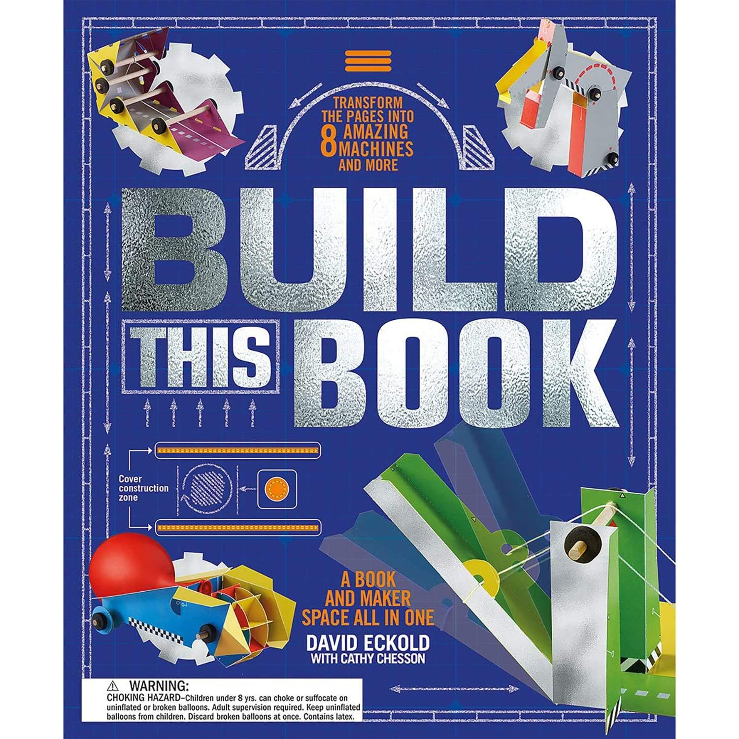 Build This Book cover