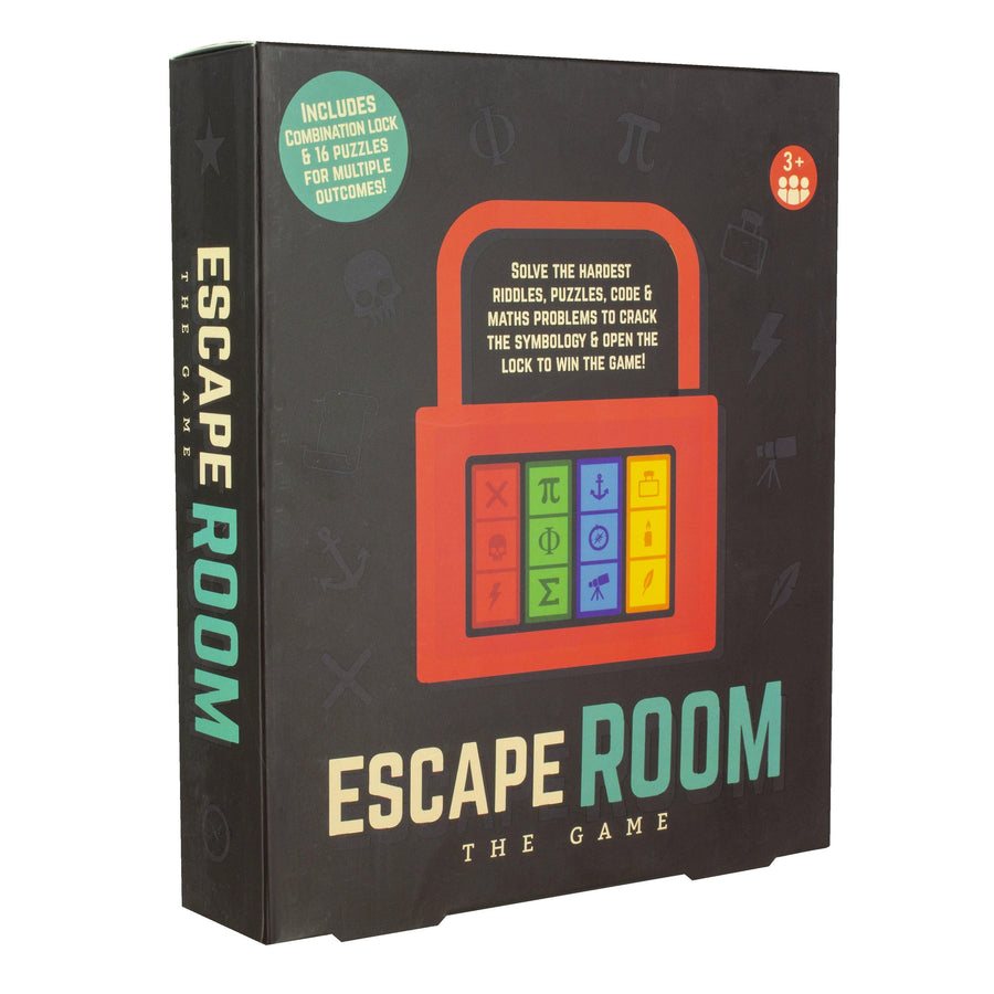 Escape Room Board Game1