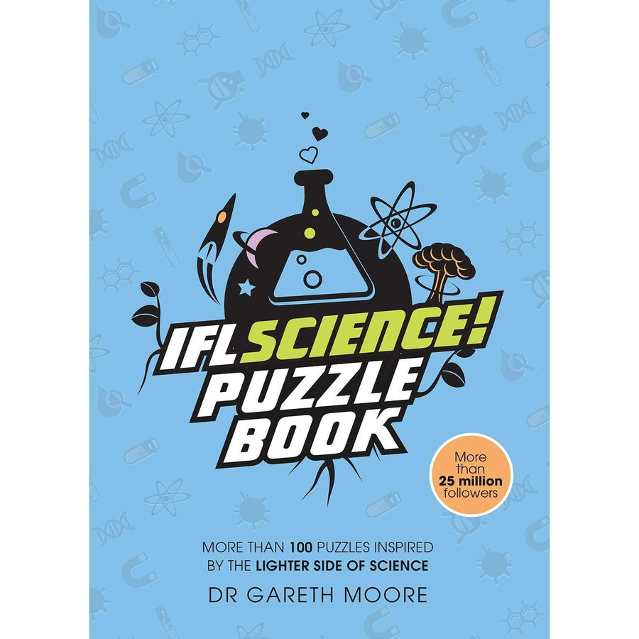 IFLScience! The Official Science Puzzle Book