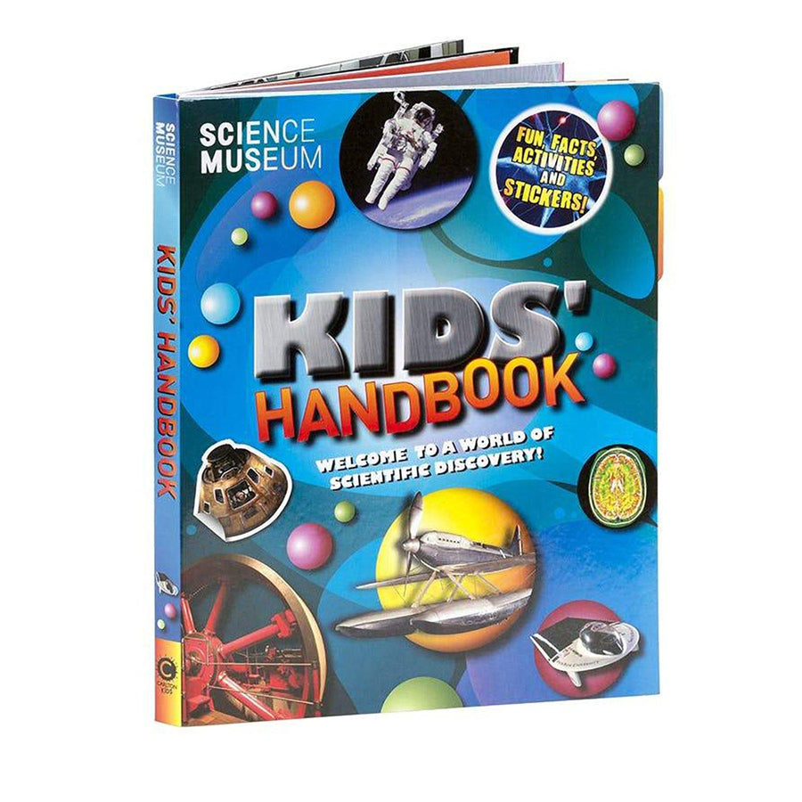 Science Museum Kids Handbook