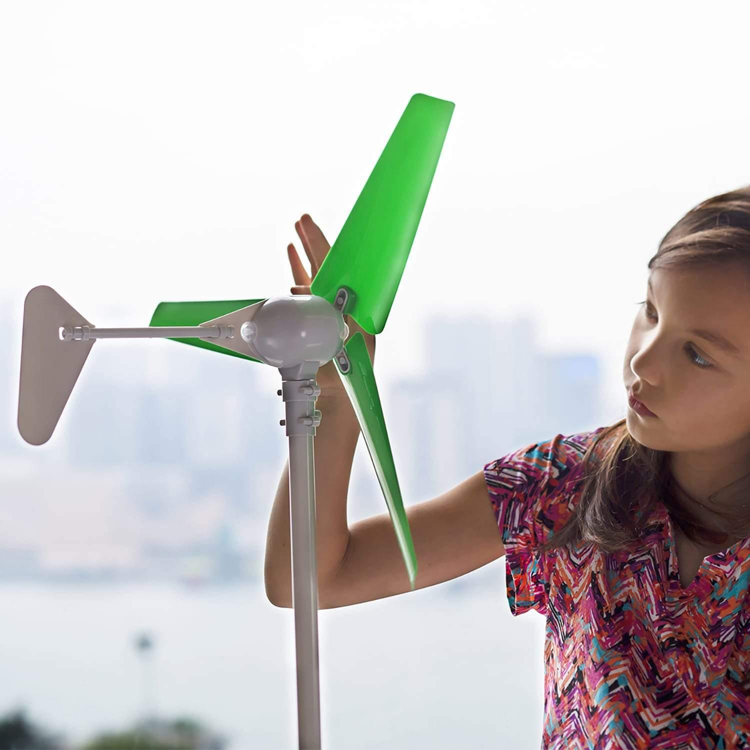 Build Your Own Wind Turbine Science Kit-2