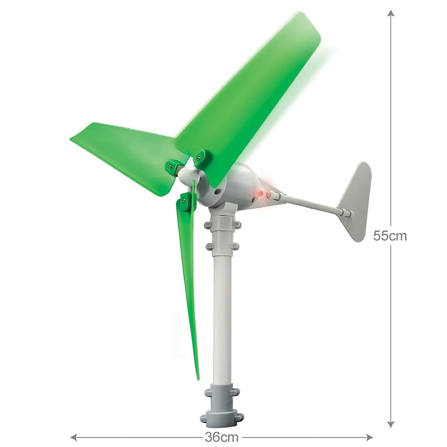Build Your Own Wind Turbine Science Kit-3