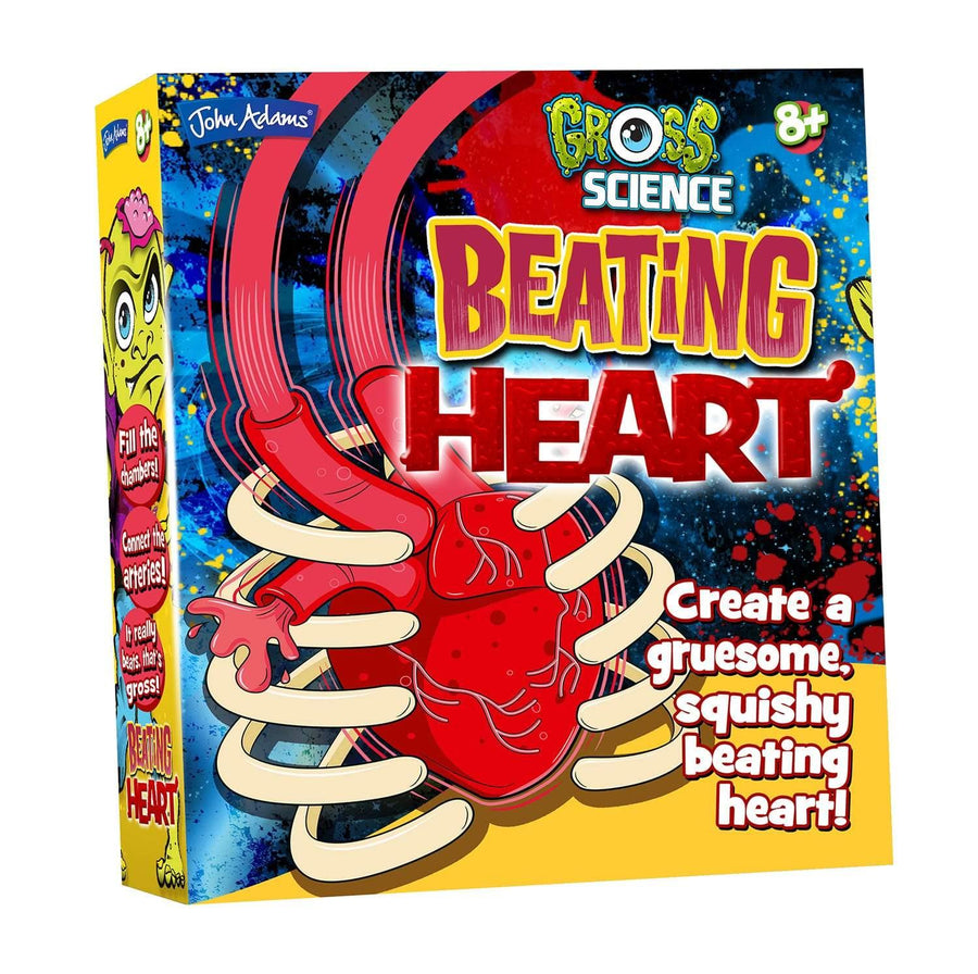 Gross Science Beating Heart Kit 1