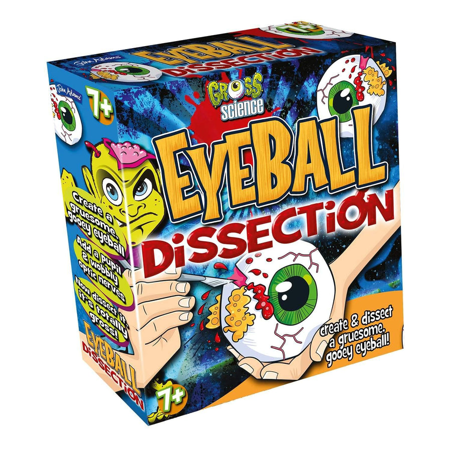 Gross Science Eyeball Dissection Kit 5