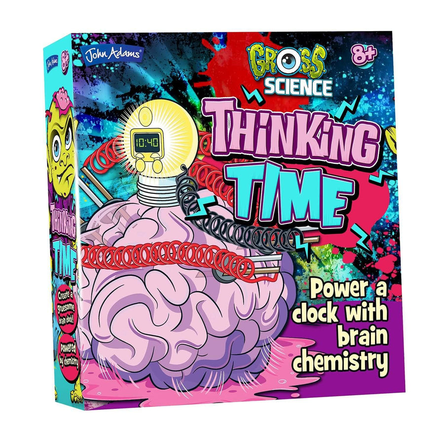 Gross Science Thinking Time Kit 1