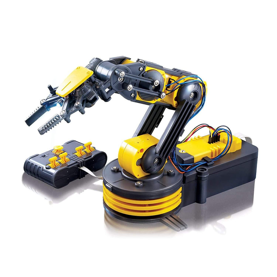 Build Your Own Robot Arm Kit - Robotics - Science Museum Shop