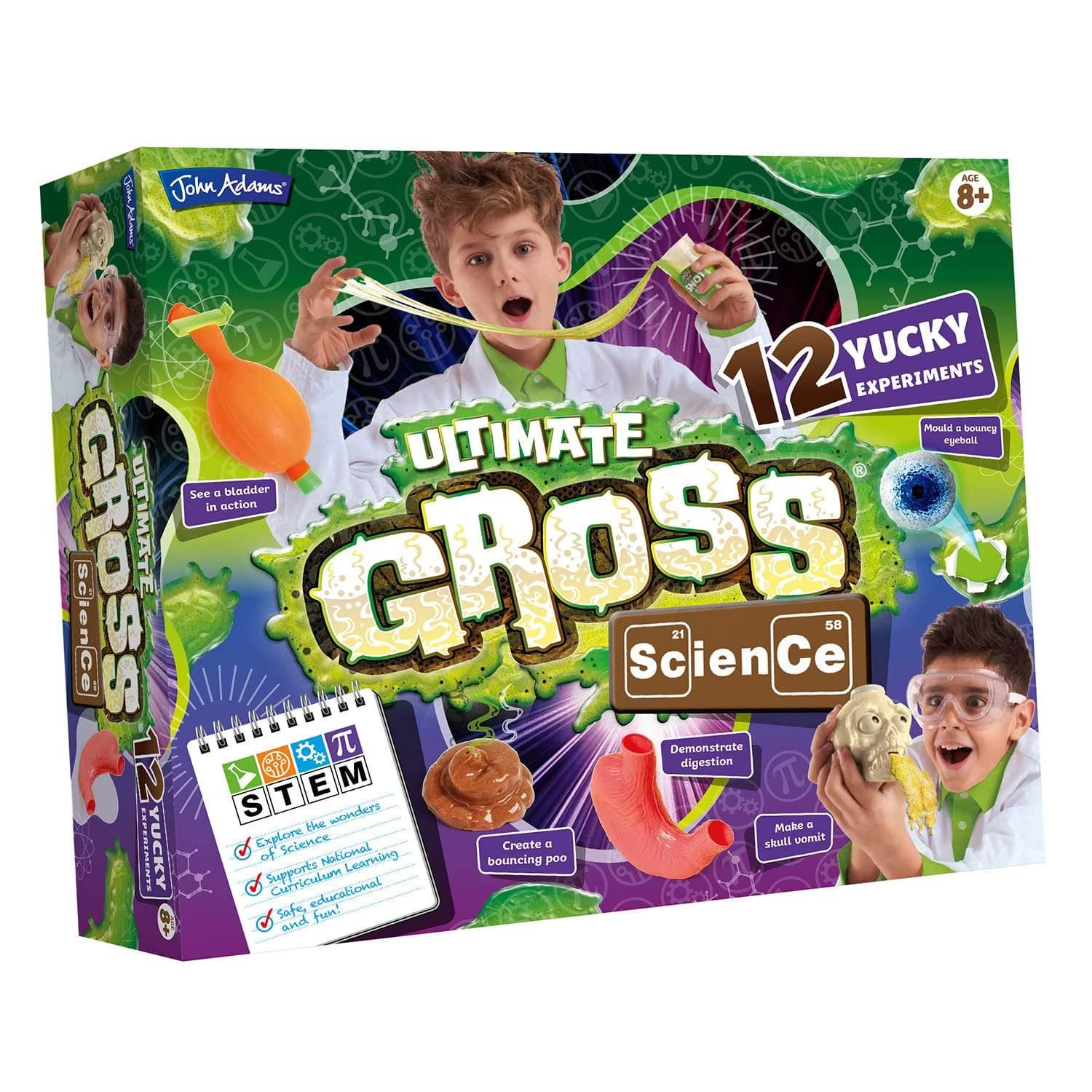 Ultimate Gross Science Kit 2