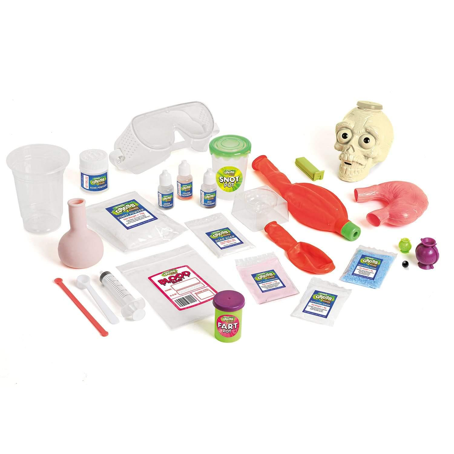 Ultimate Gross Science Kit 5