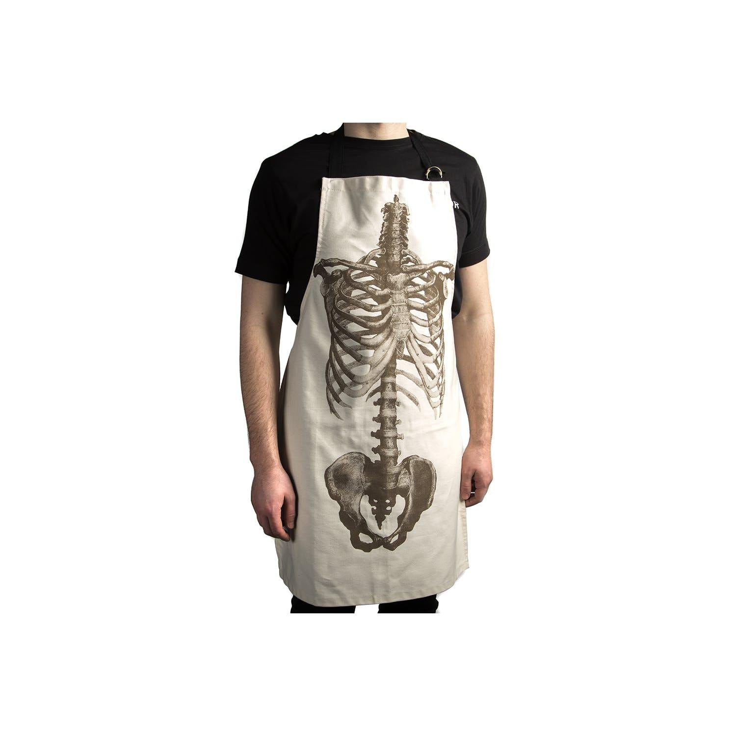 Science Museum Skeleton Anatomy Apron