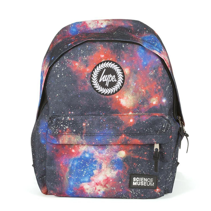 Hype X Science Museum Reflective Speckle Backpack