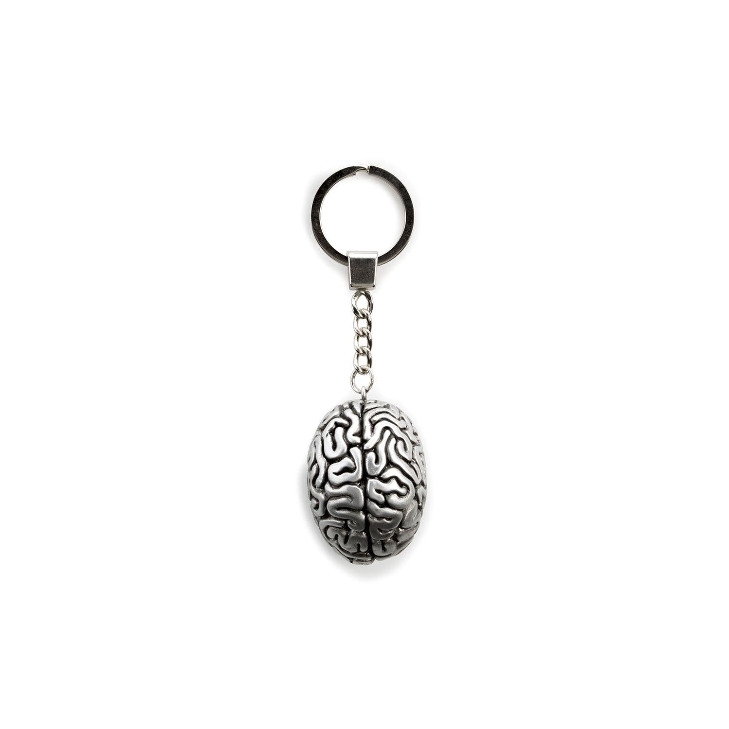 Science Museum 3D Brain Anatomy Keyring