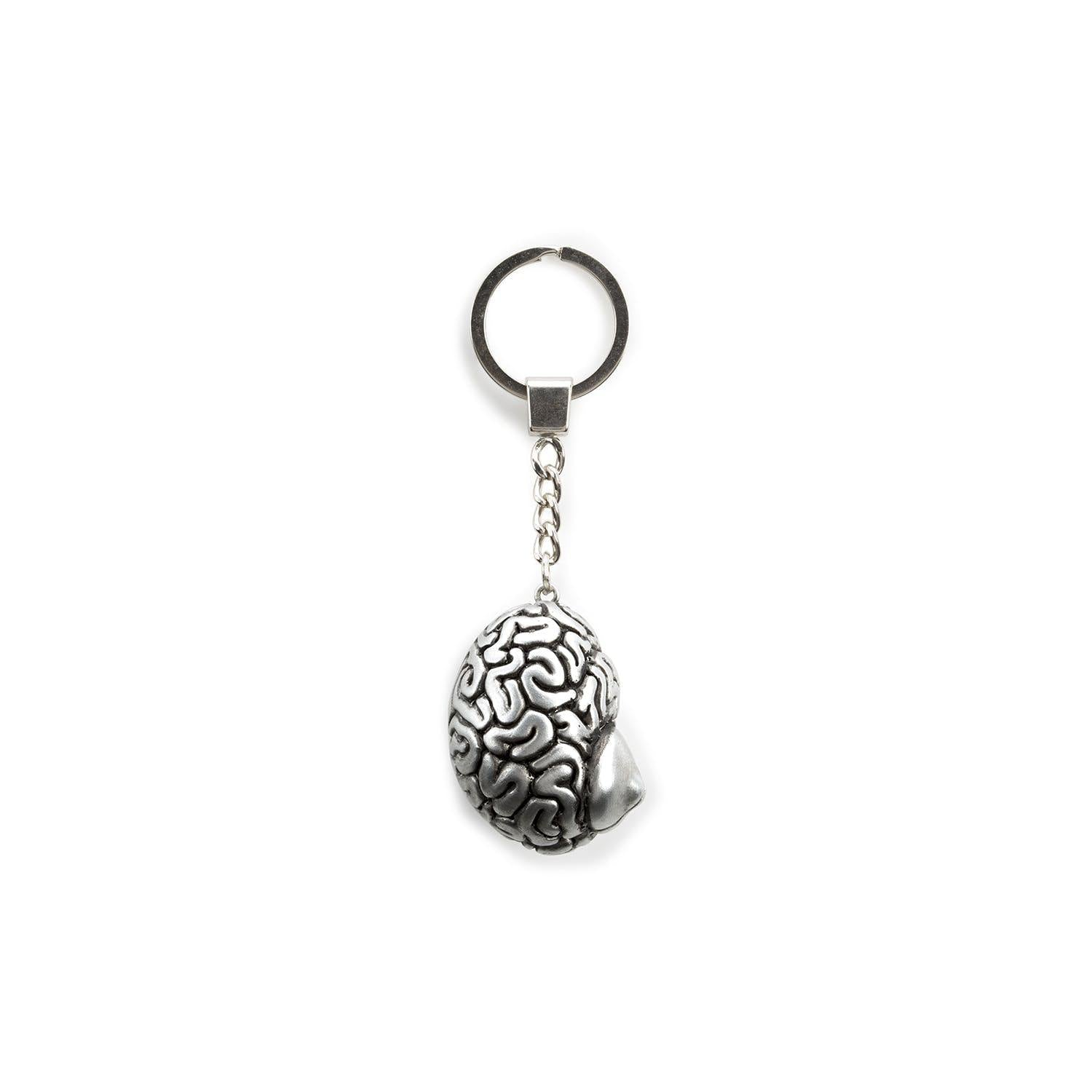 Science Museum 3D Brain Anatomy Keyring-2