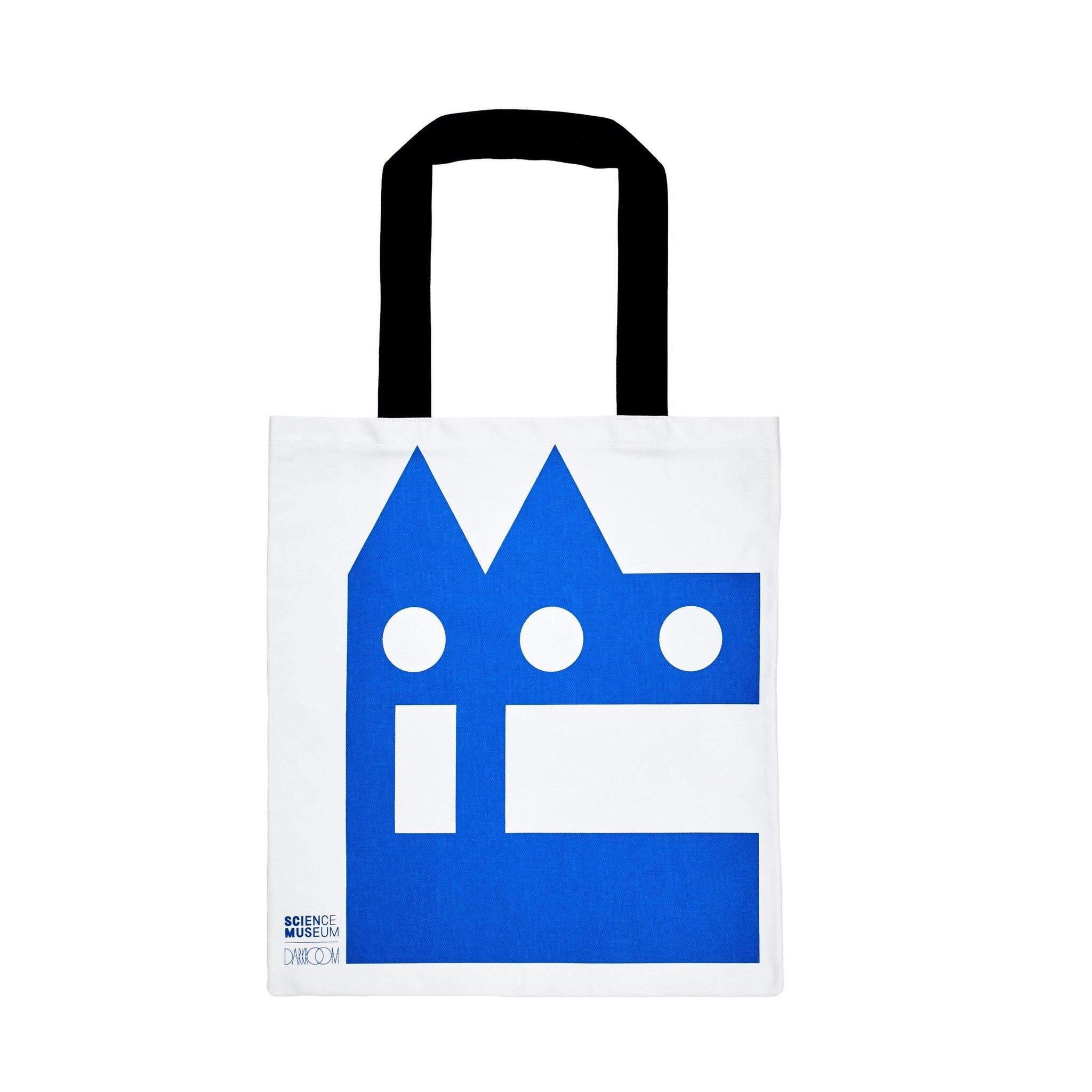 Science Museum Impossible Machines Tote Bag Blue