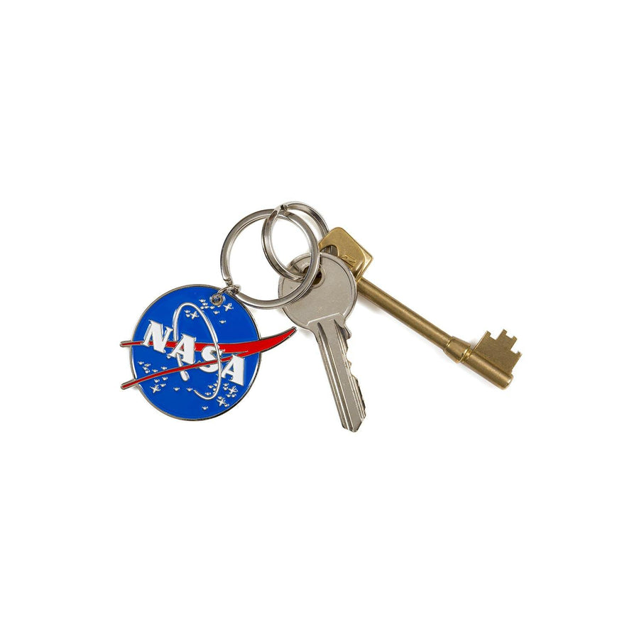 Science Museum NASA Logo Keyring