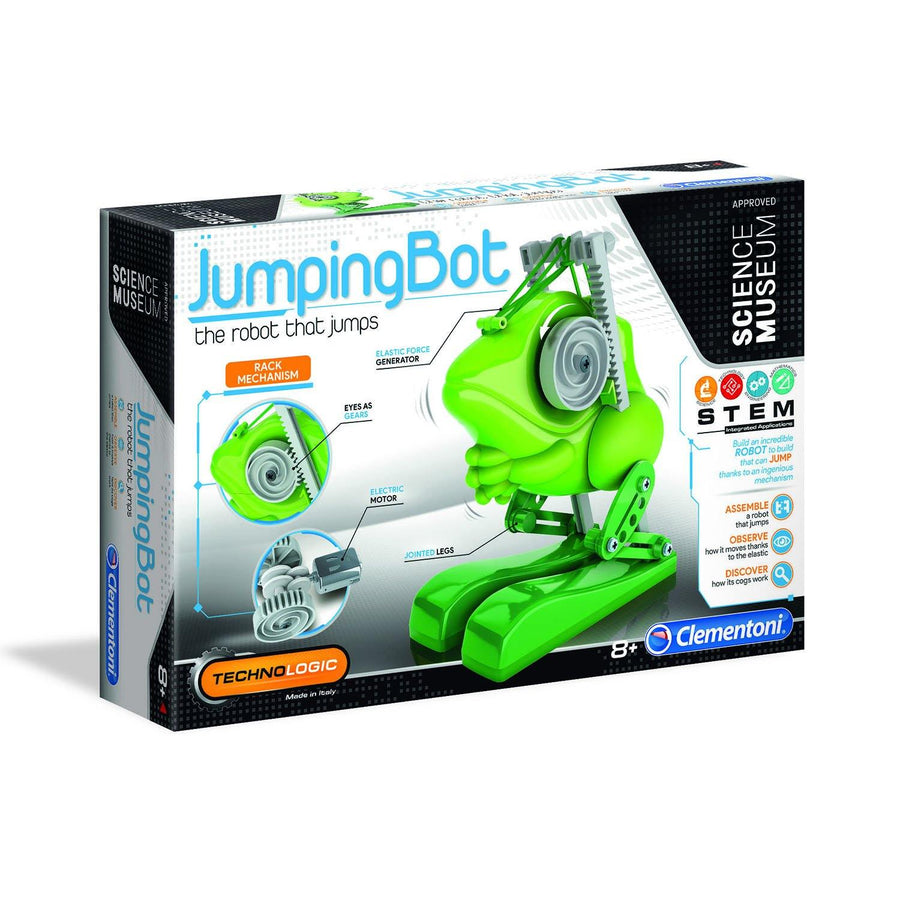 Science Museum Jumping Robot Kit