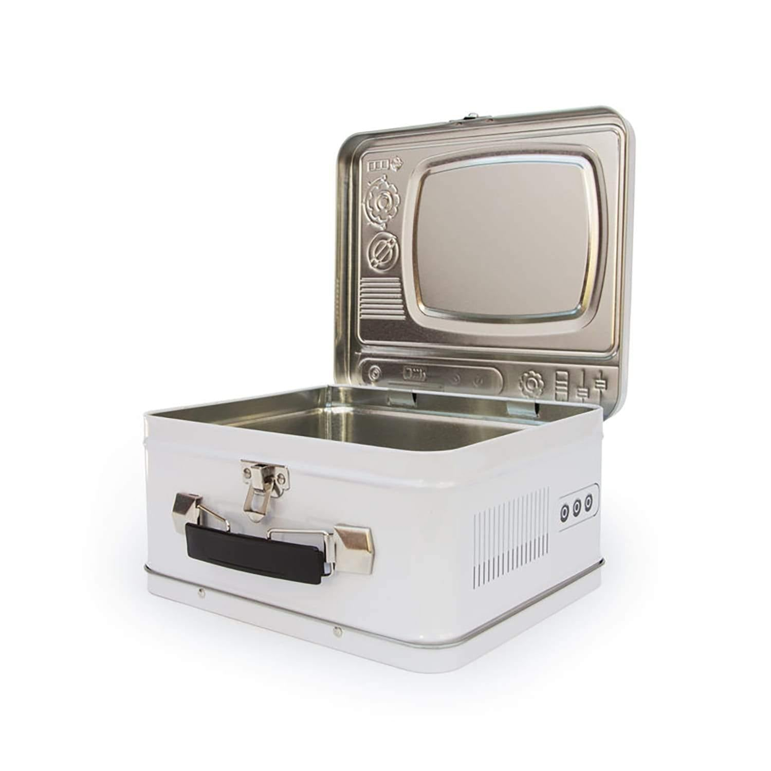 LDN Lunch Box TV Space (White) - Science Museum Shop 2