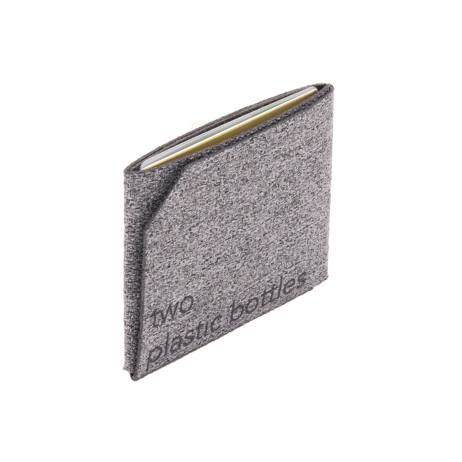 LDN PENT Wallet Grey Pentatonic