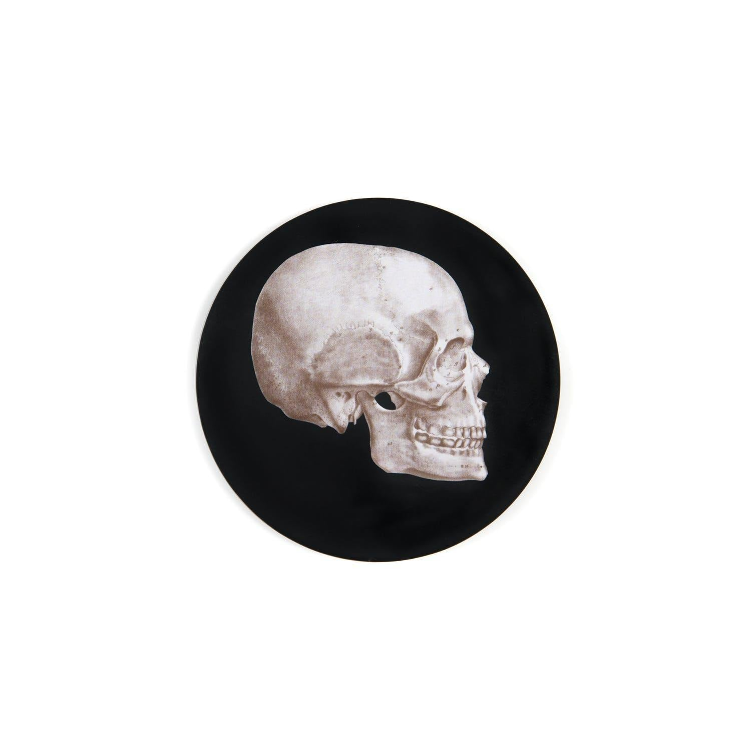 Science Museum Skull Anatomy Pocket Mirror-4
