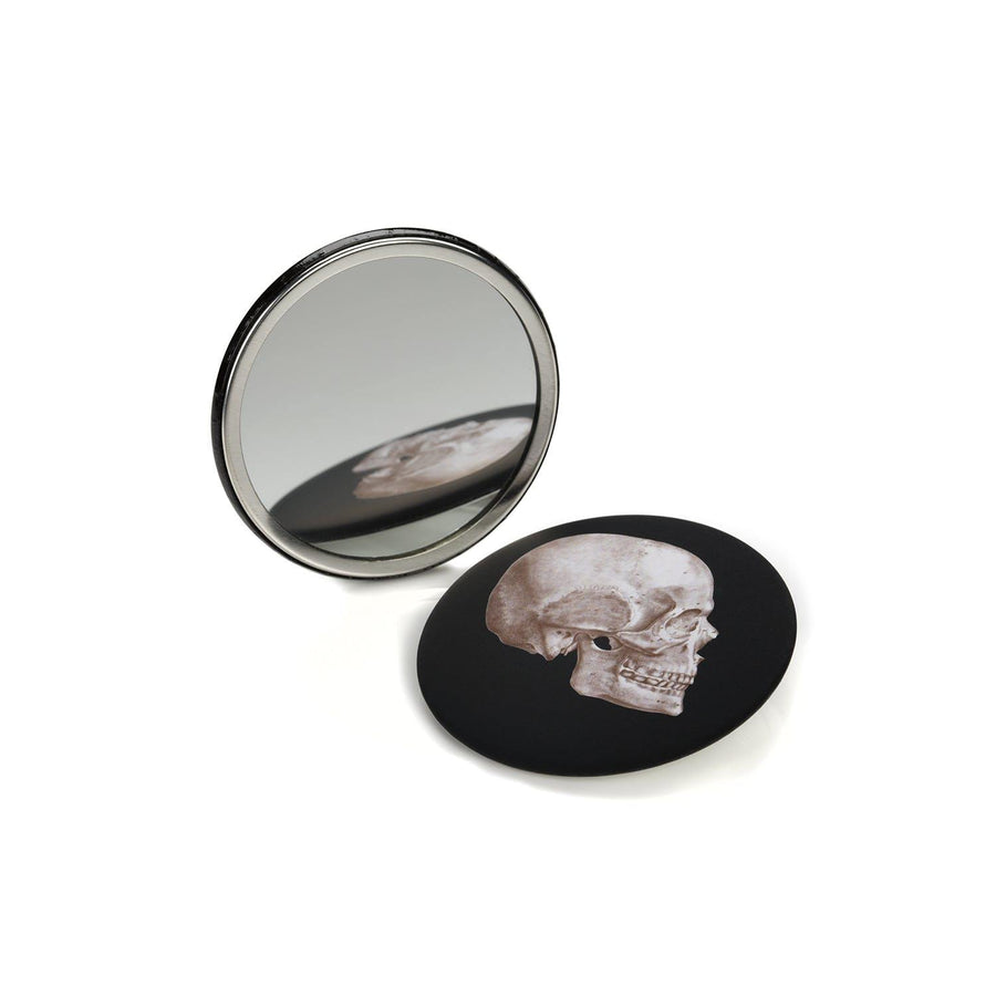 Science Museum Skull Anatomy Pocket Mirror