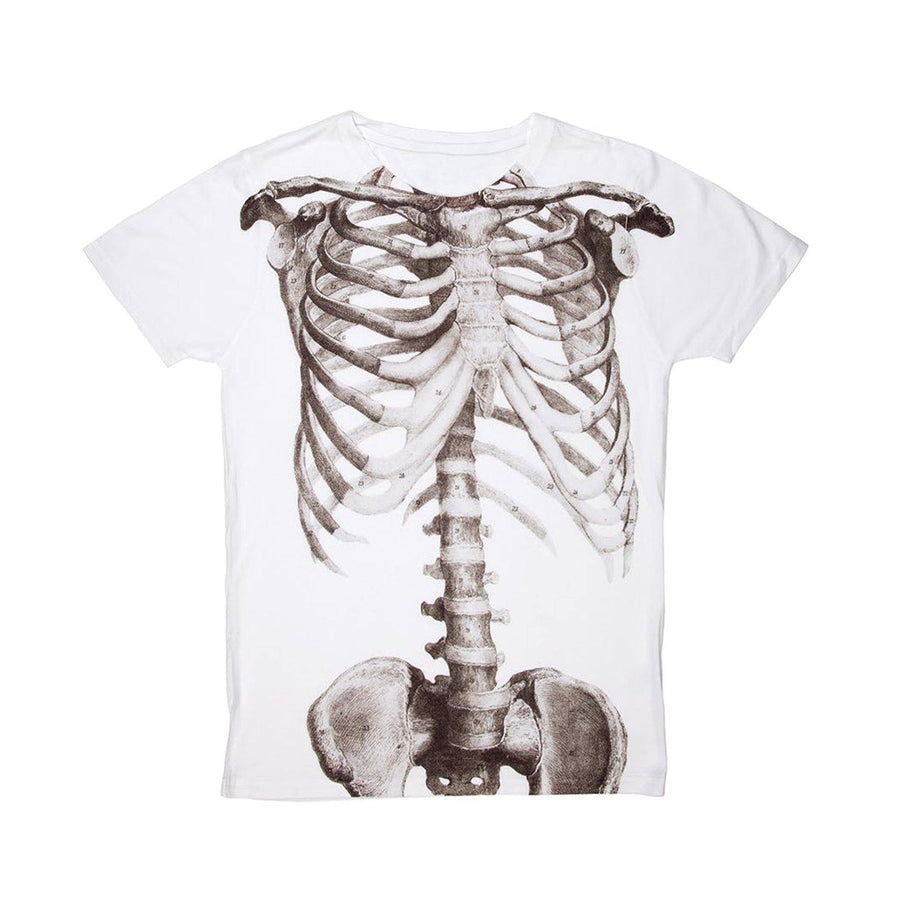 Science Museum Skeleton Anatomy T-shirt - Clothing - Science Museum Shop