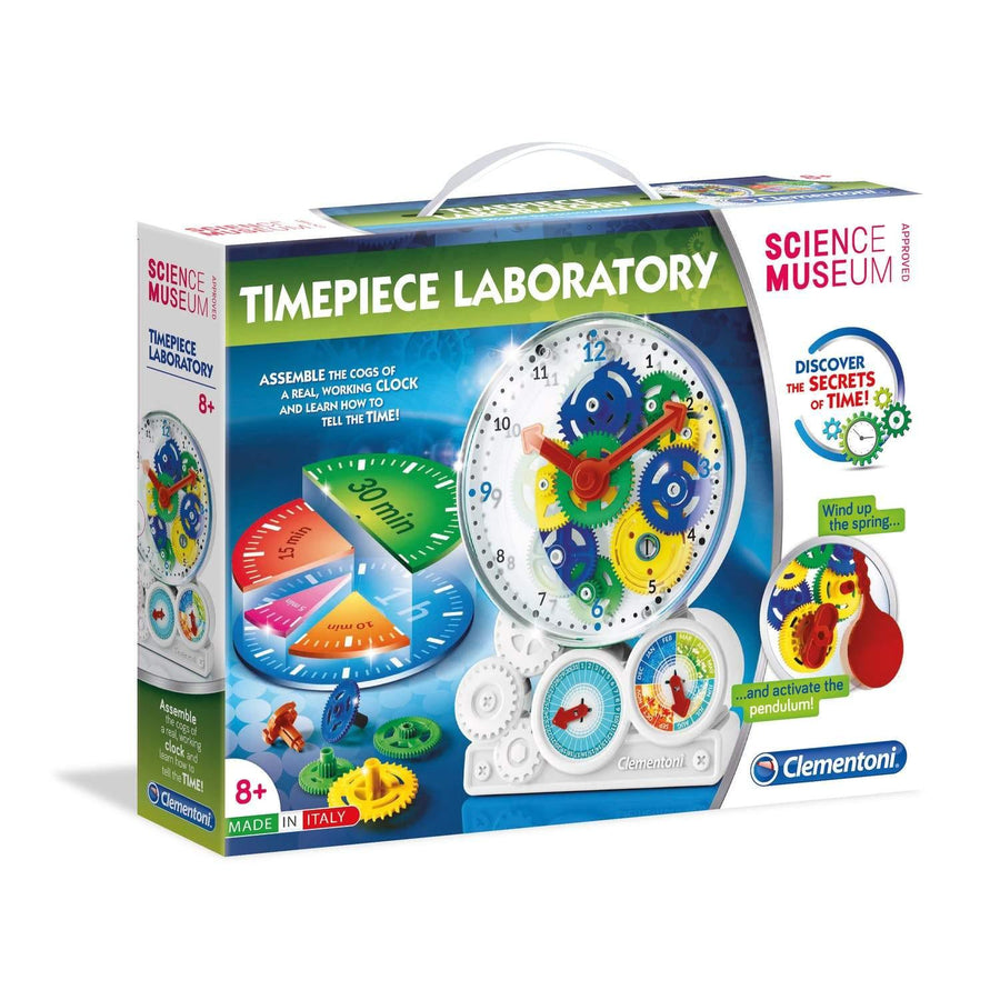 Science Museum Clock Laboratory Kit
