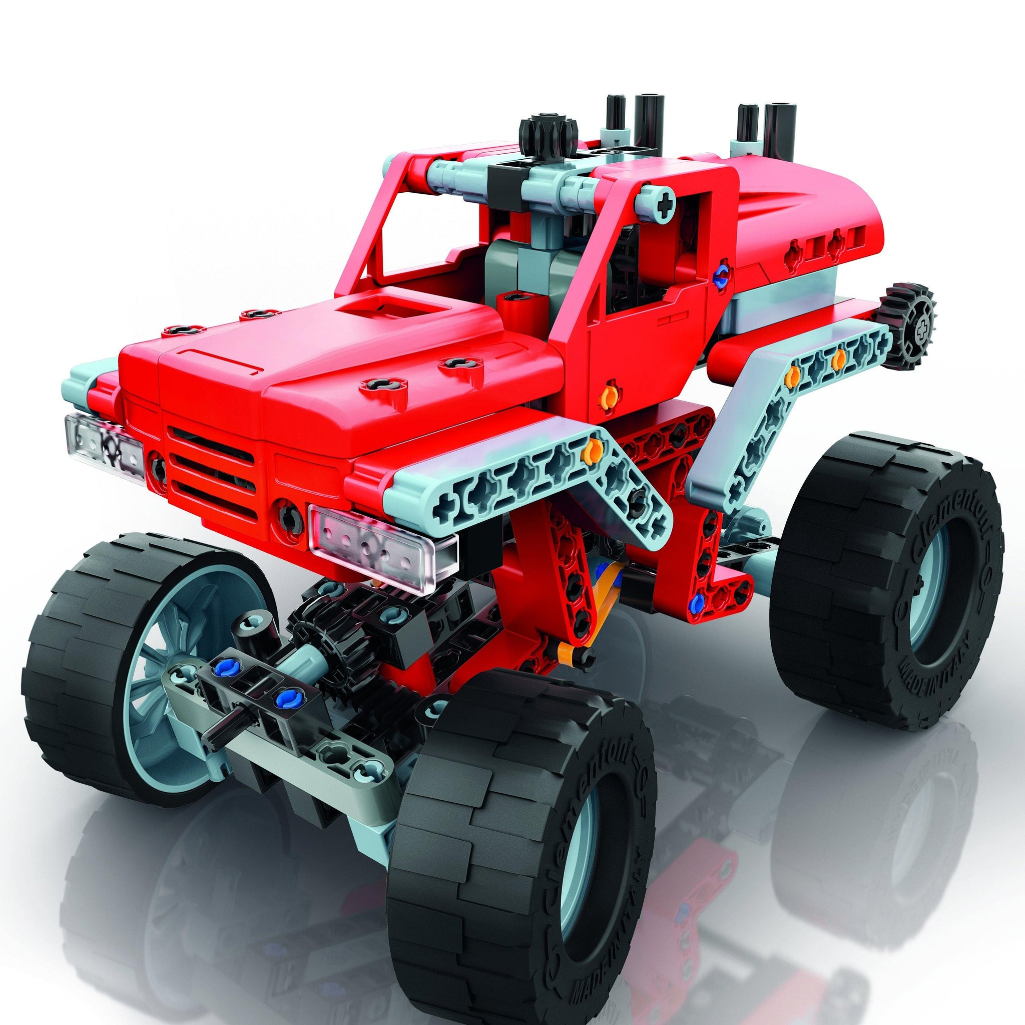 Science Museum Monster Truck Kit 2