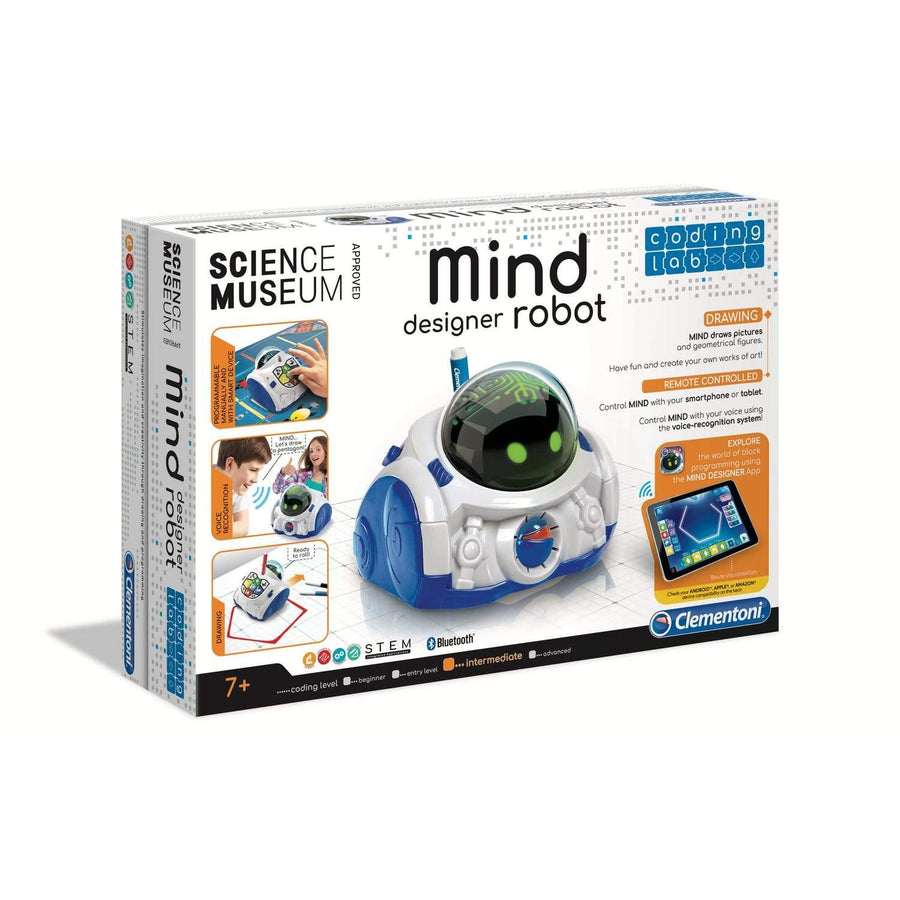 Science Museum Mind Coding Robot