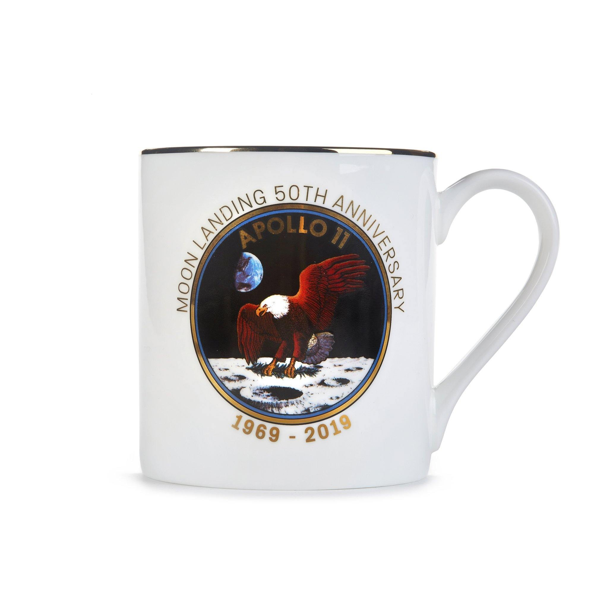 Science Museum Apollo 11 Patch Mug