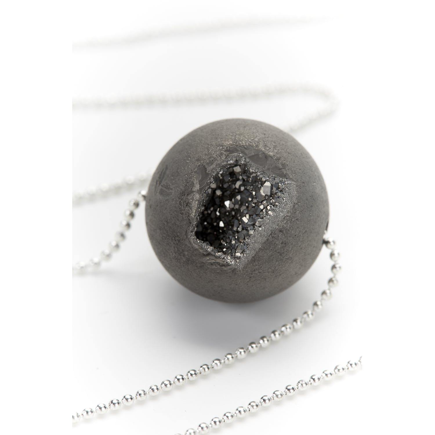 Astronomical Rock Necklace