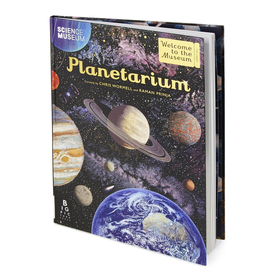 Science Museum Planetarium Book
