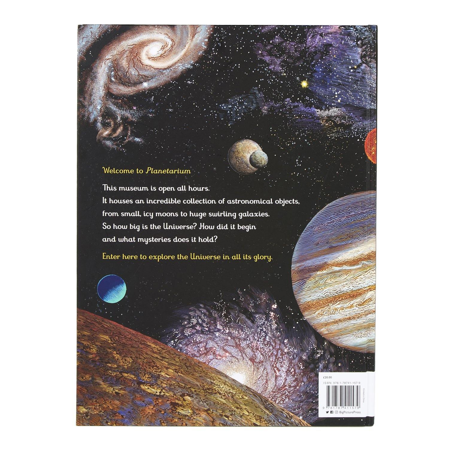 Science Museum Planetarium Book 4