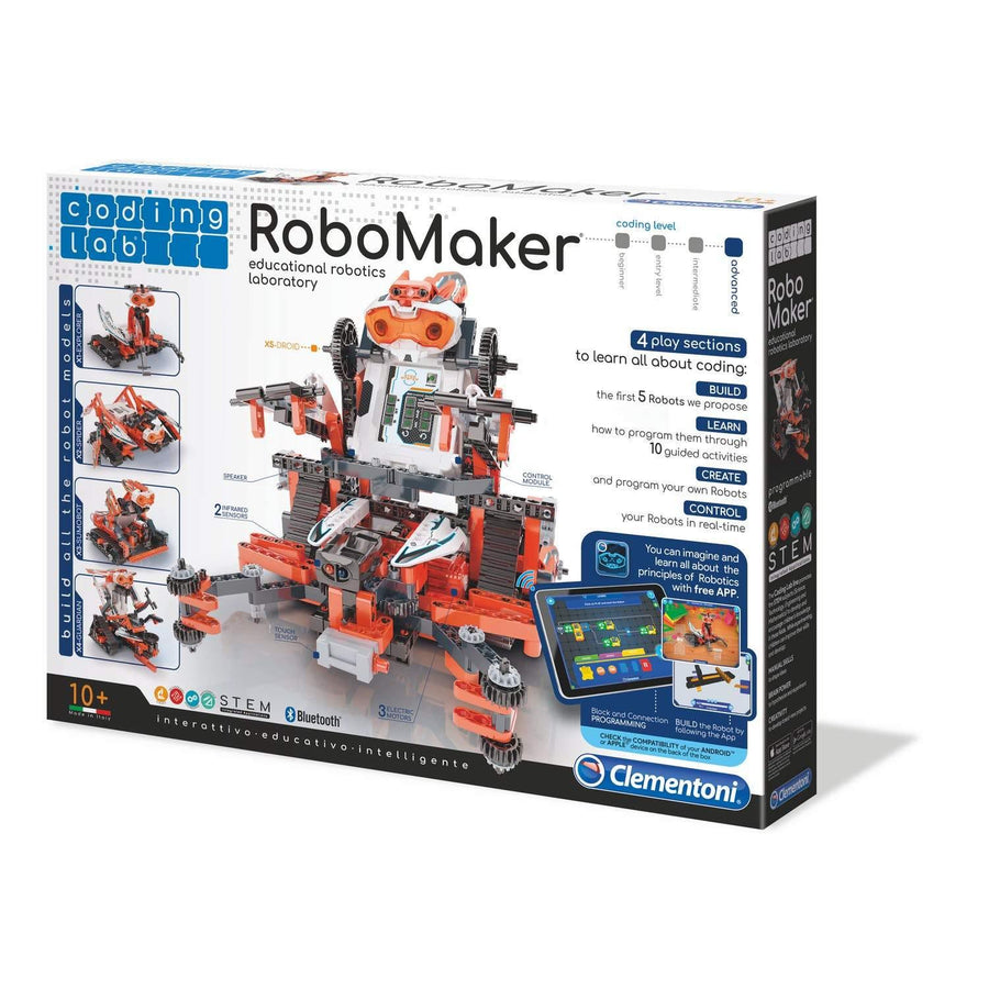 Science Museum Robomaker Kit