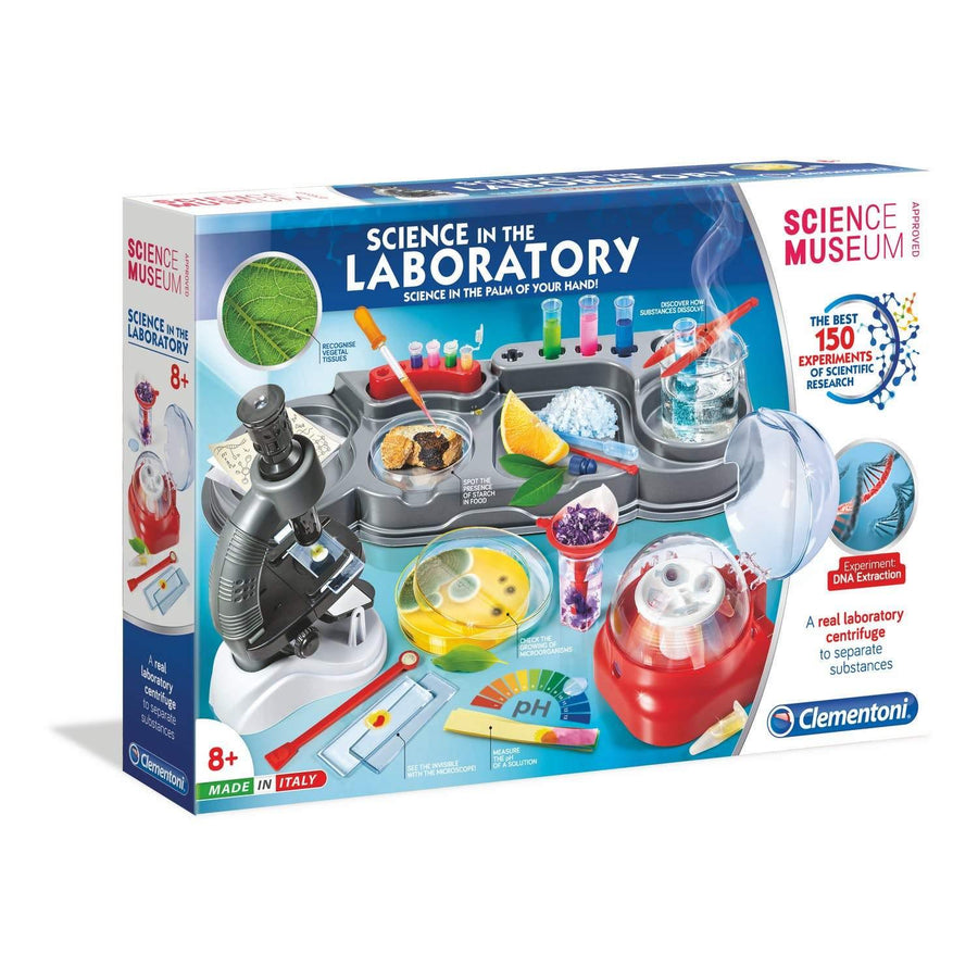 Science Museum Scientific Laboratory Kit
