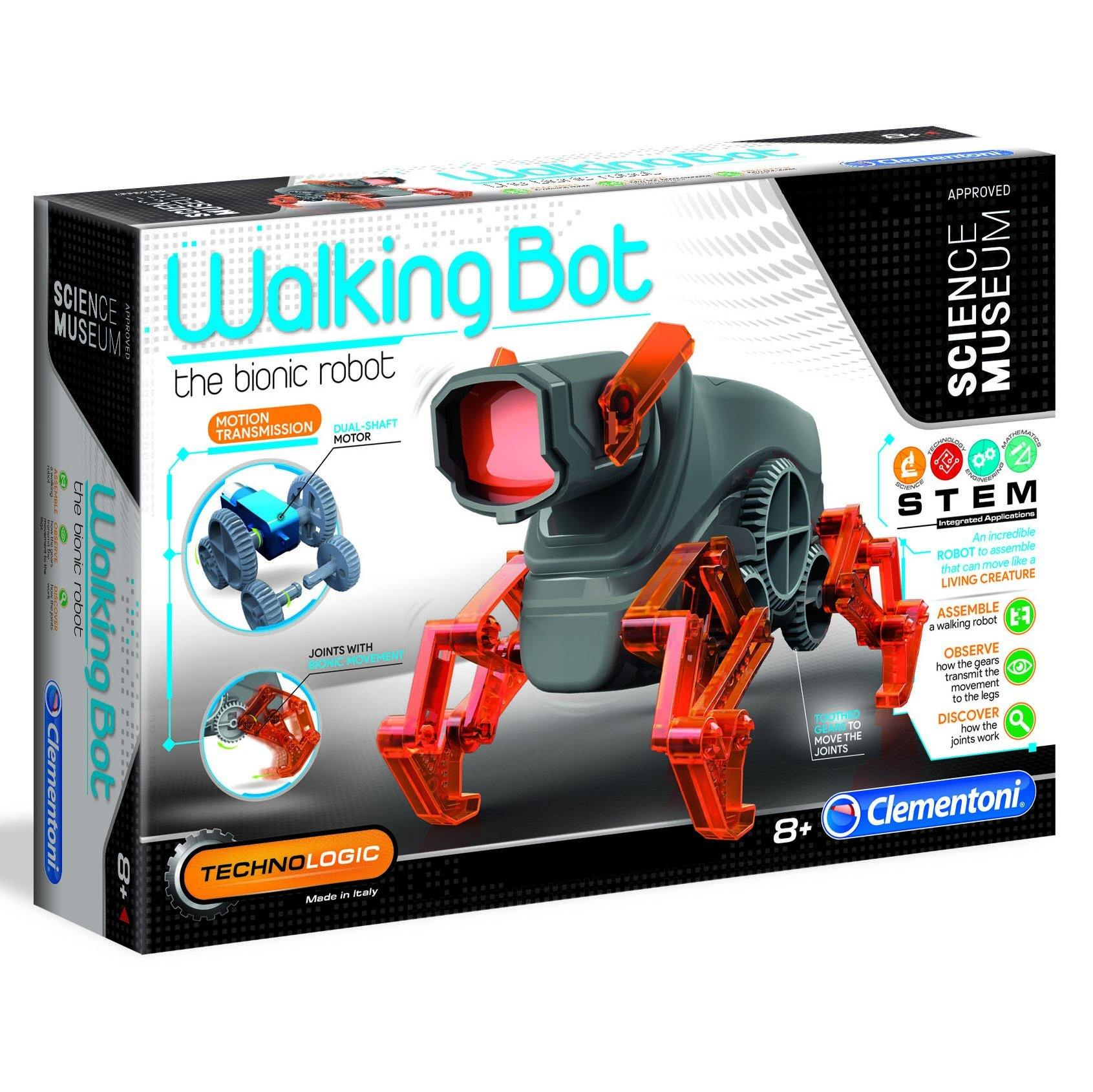 LDN Walking Bot 1