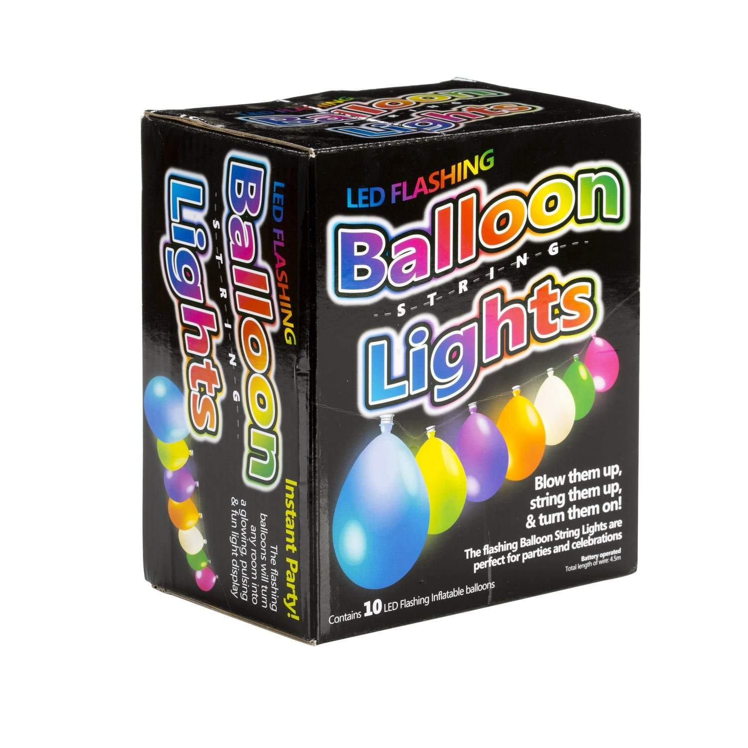 LED Party Balloon String Lights