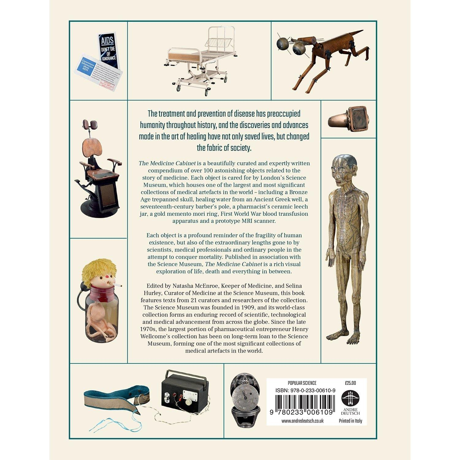 The Medicine Cabinet: The Story of Health and Disease Told Through Extraordinary Objects2