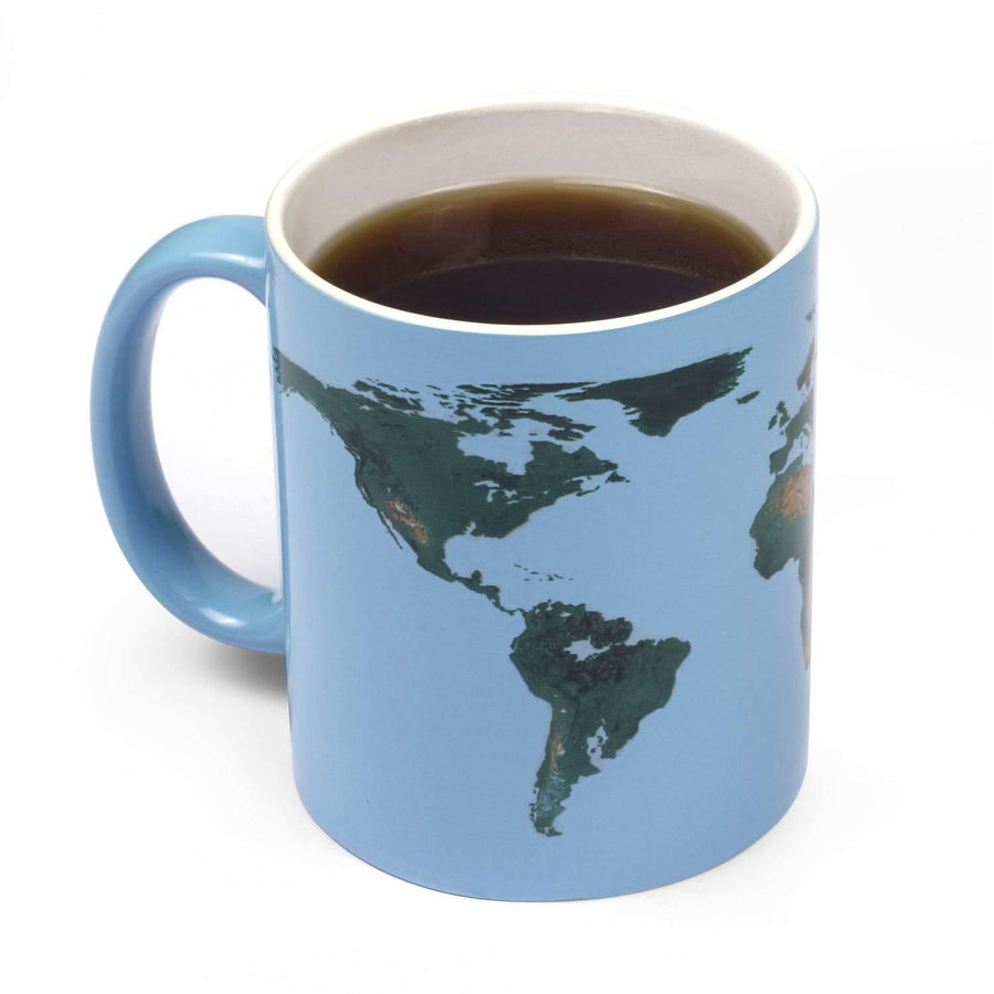 Global Warming effects Mug