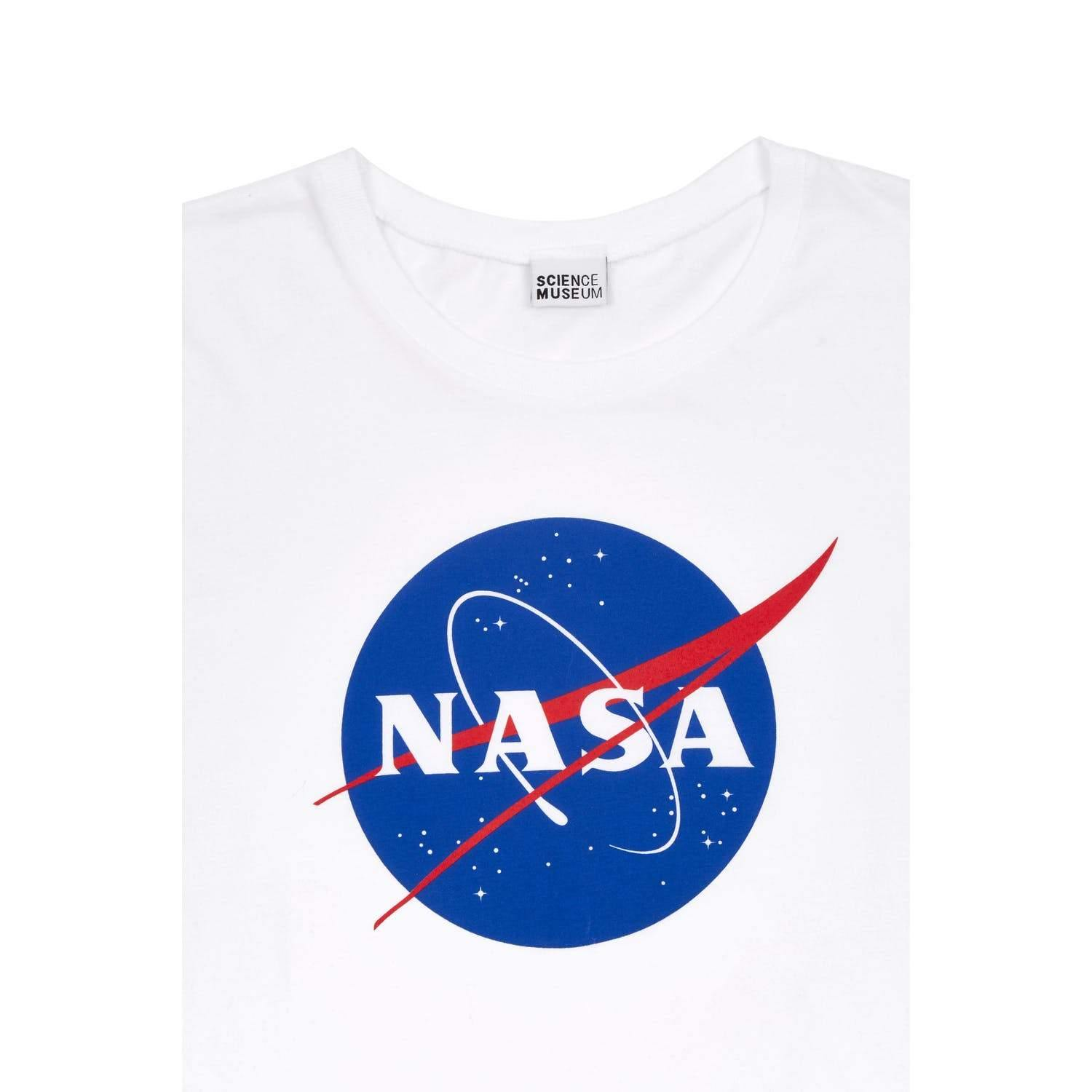 Science Museum NASA Meatball White Women's T-shirt