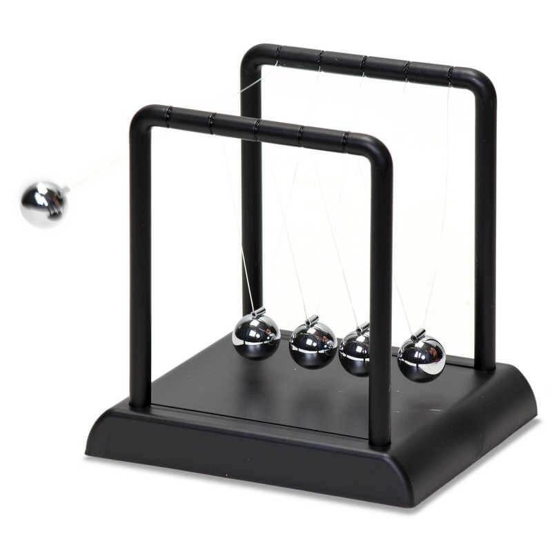 Newtons Cradle Small - Kinetic Mobiles - Science Museum Shop