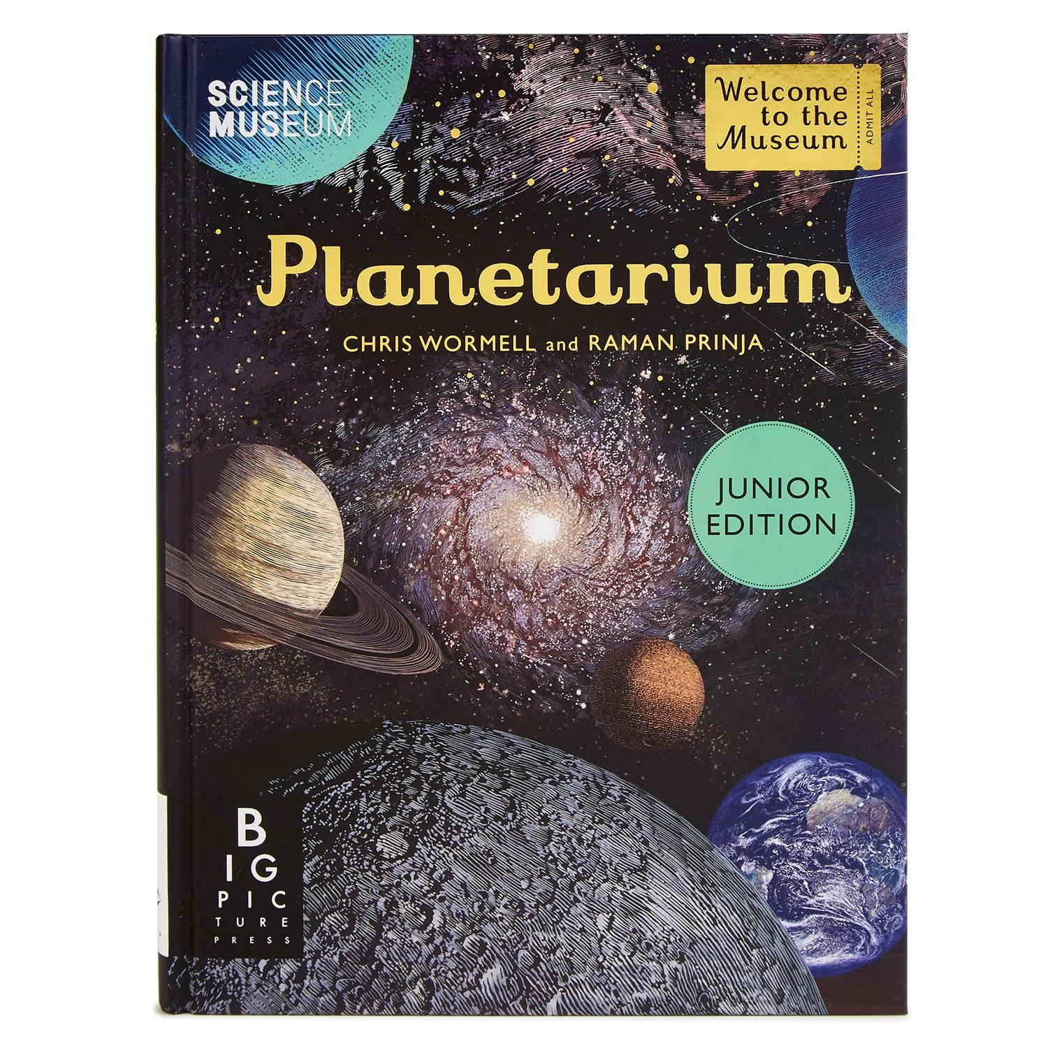 Science Museum Planetarium Junior Edition-3