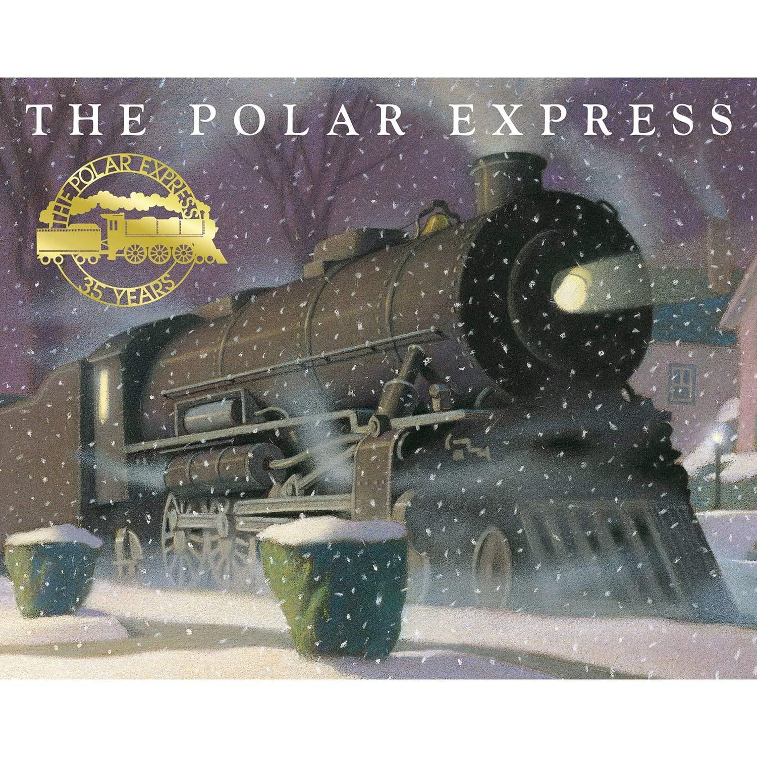 Polar Express 35th Anniversary edition