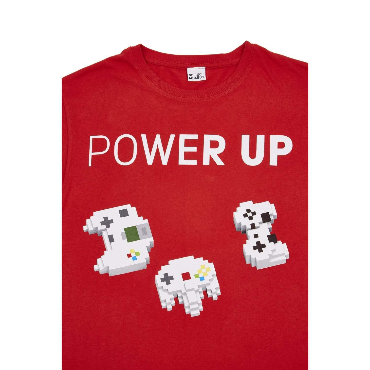 Science Museum Power Up T-shirt