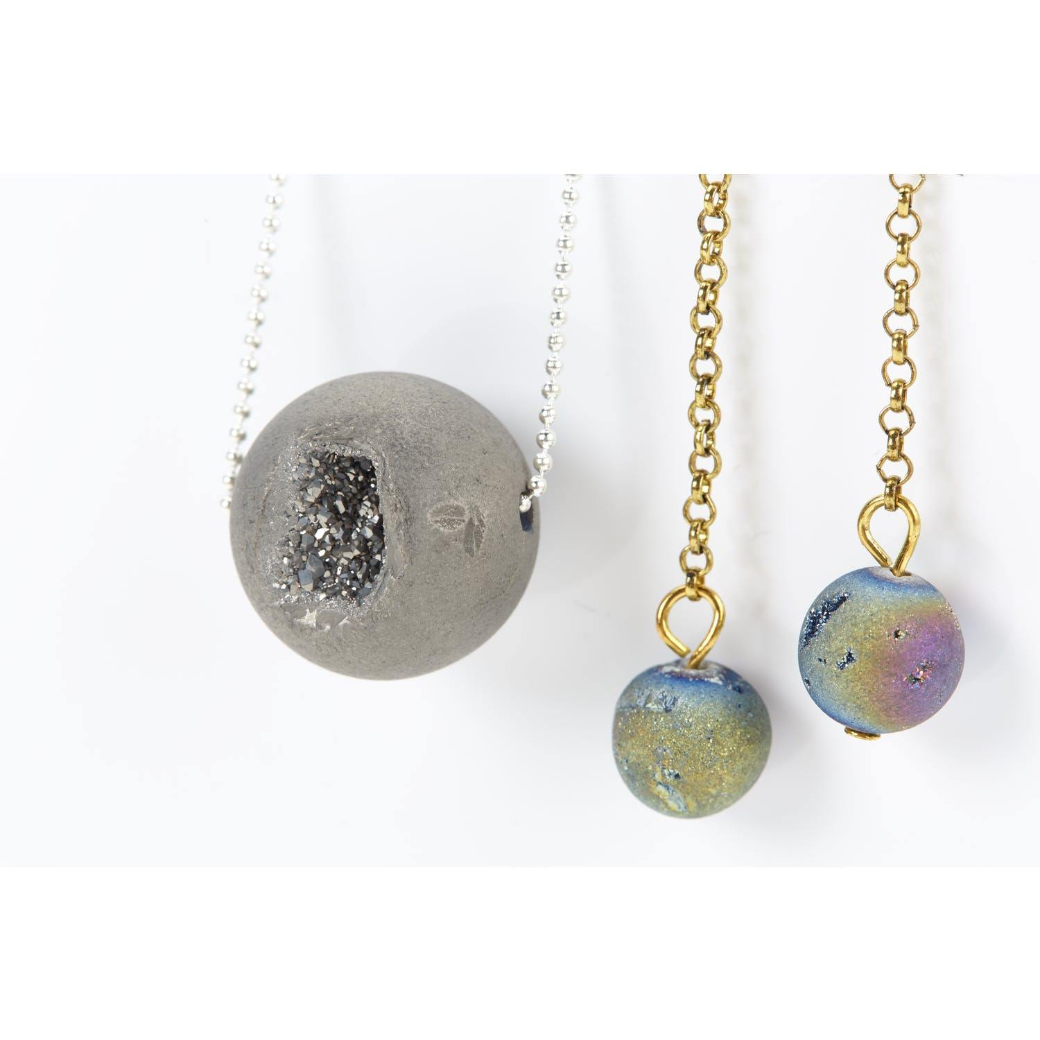 Astronomical Rock Necklace-3