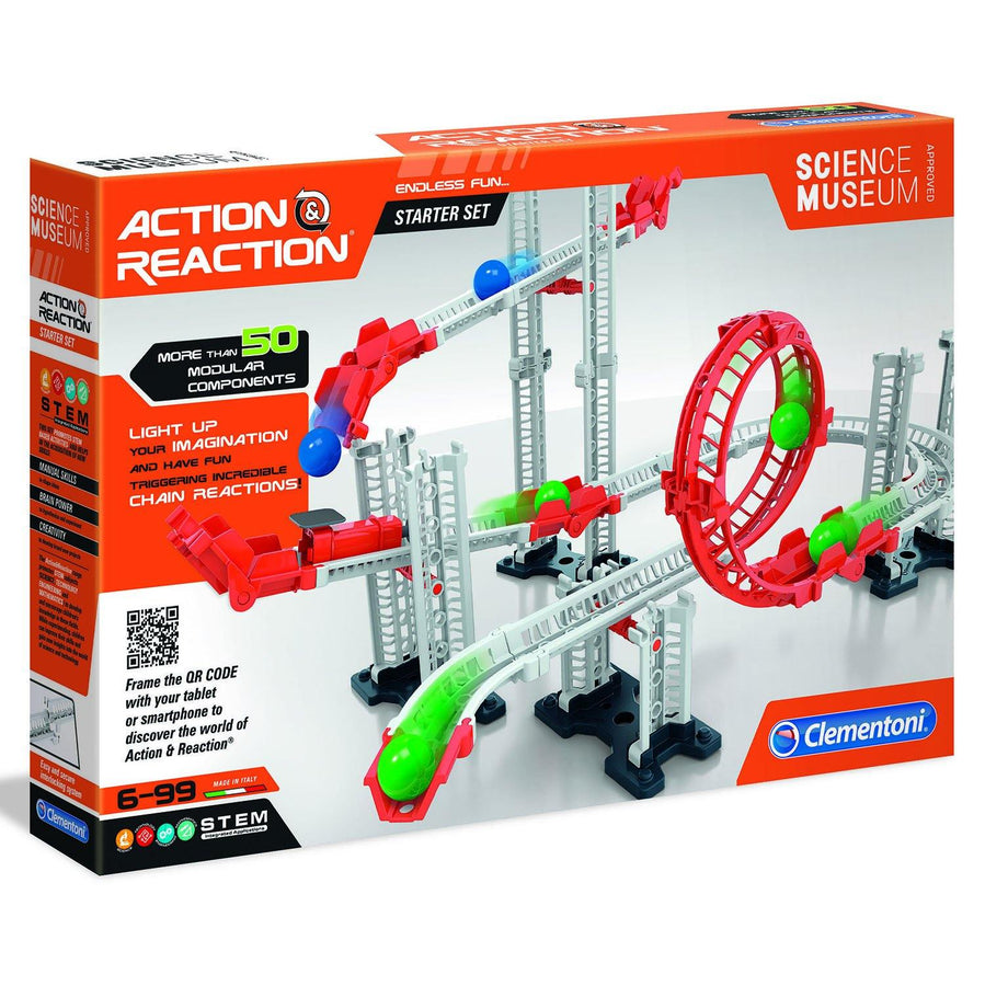 Science Museum Action and Reaction Starter Set