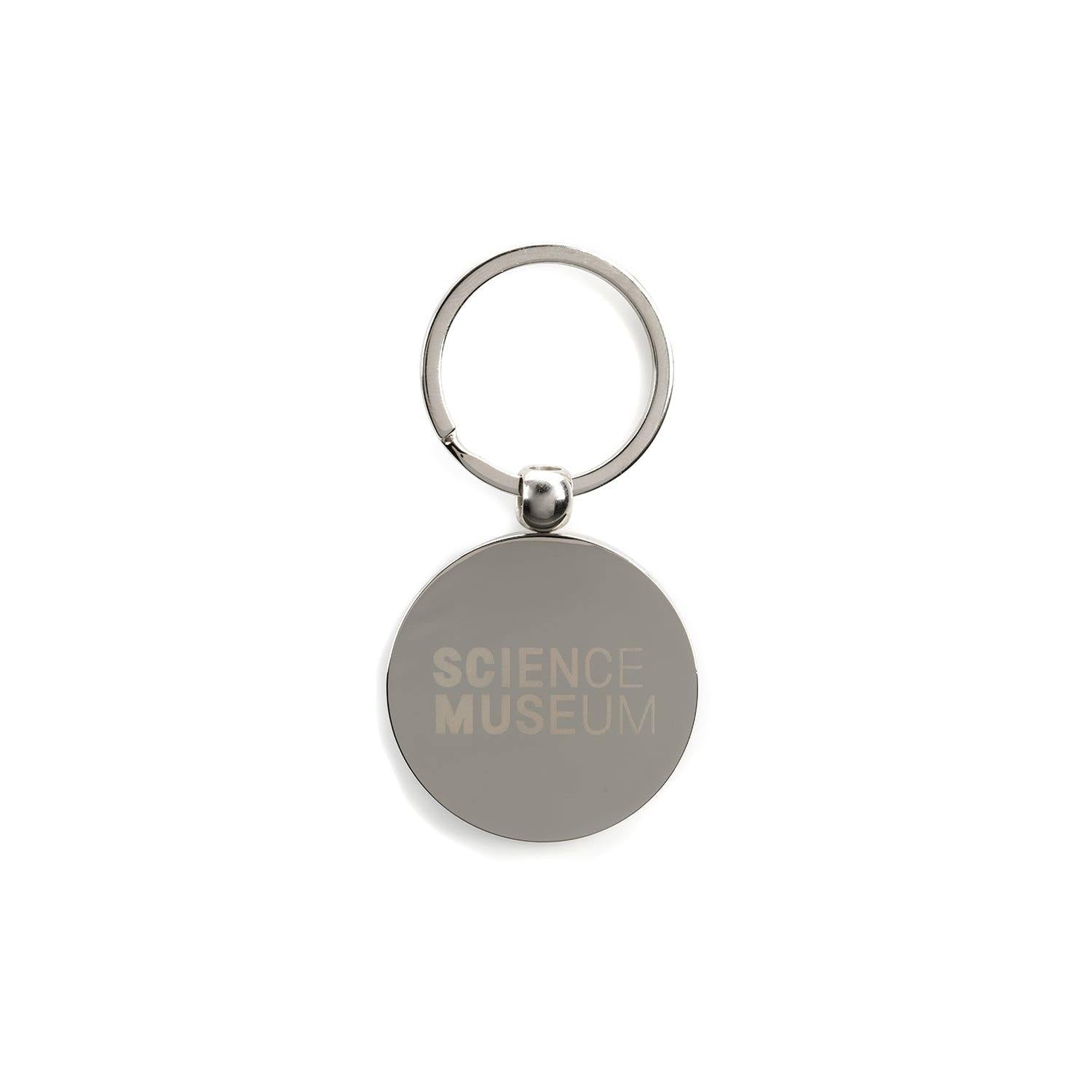 Science Museum 50 Year Calendar Keyring