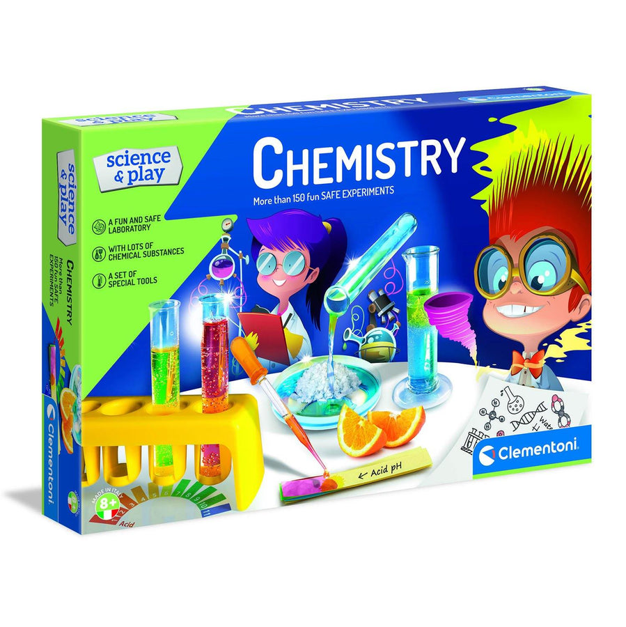 Toy Chemistry Set 1