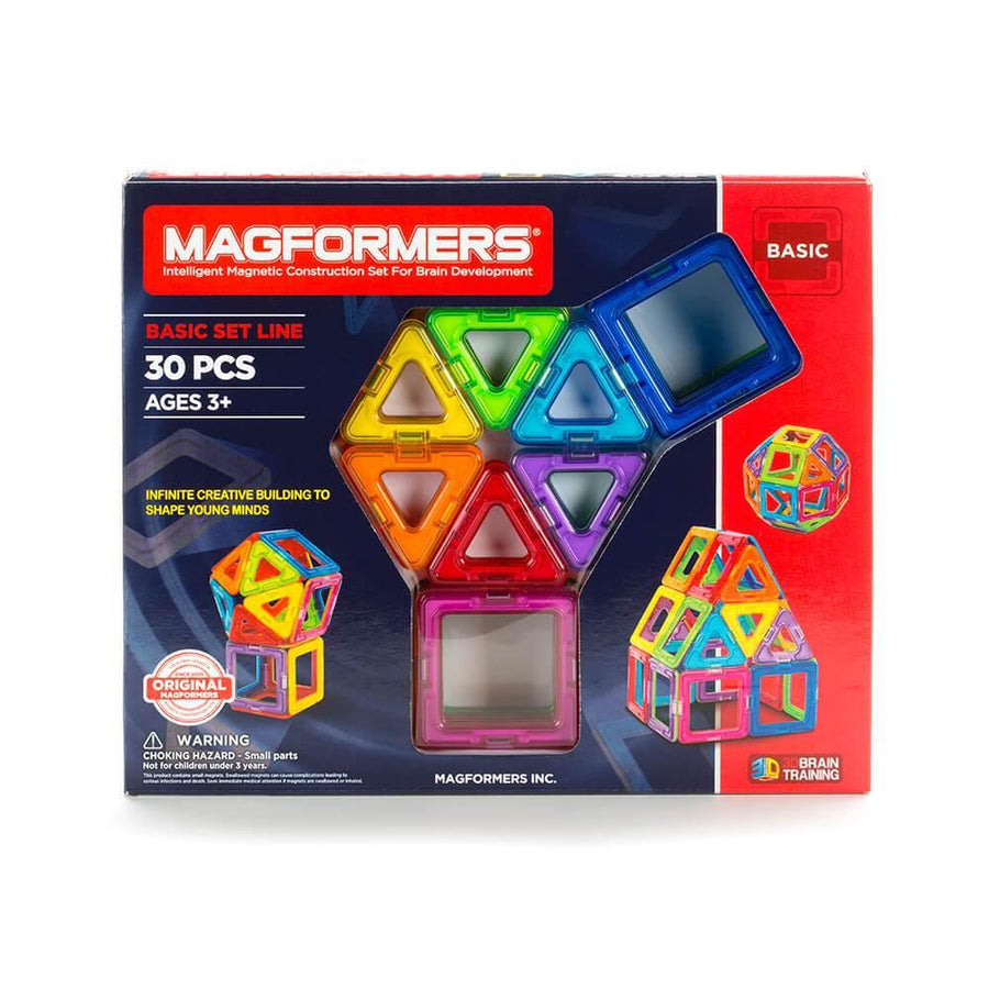 Set of 30 Magformers - Kits - Science Museum Shop