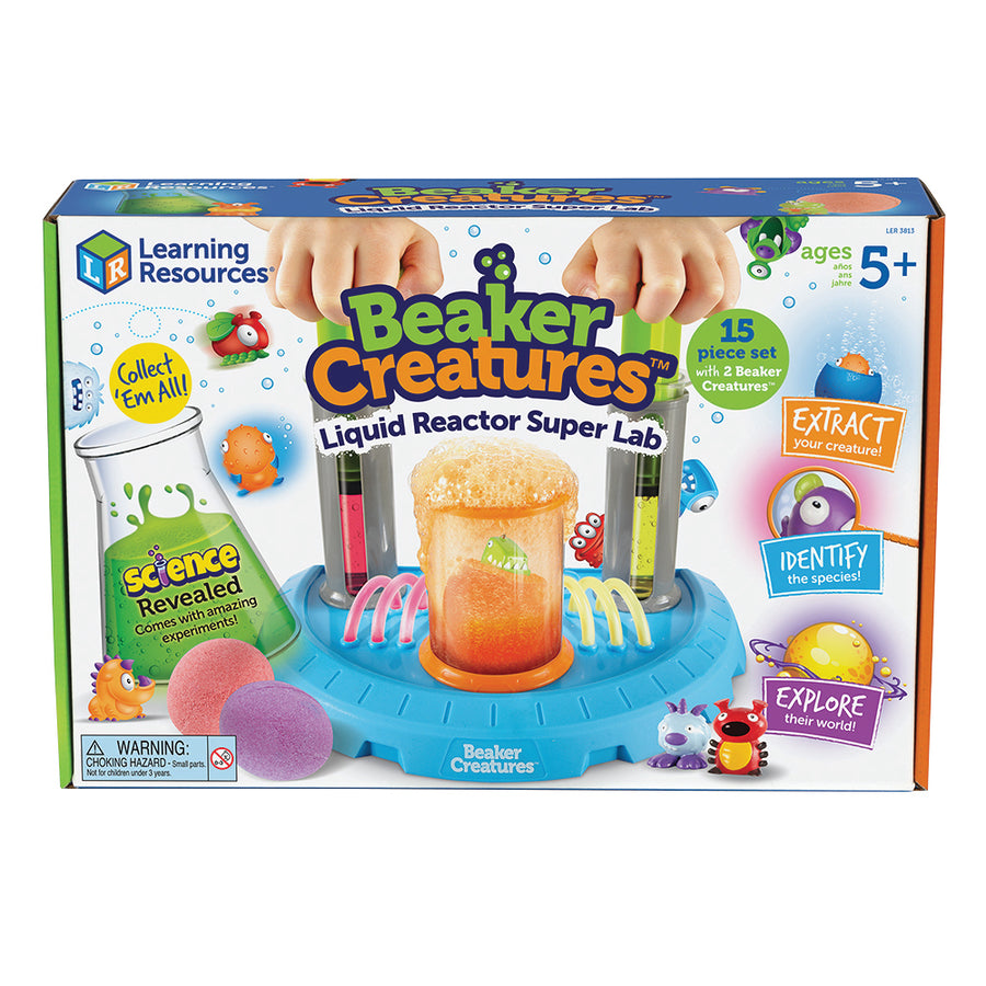 Beaker Creatures Lab Set