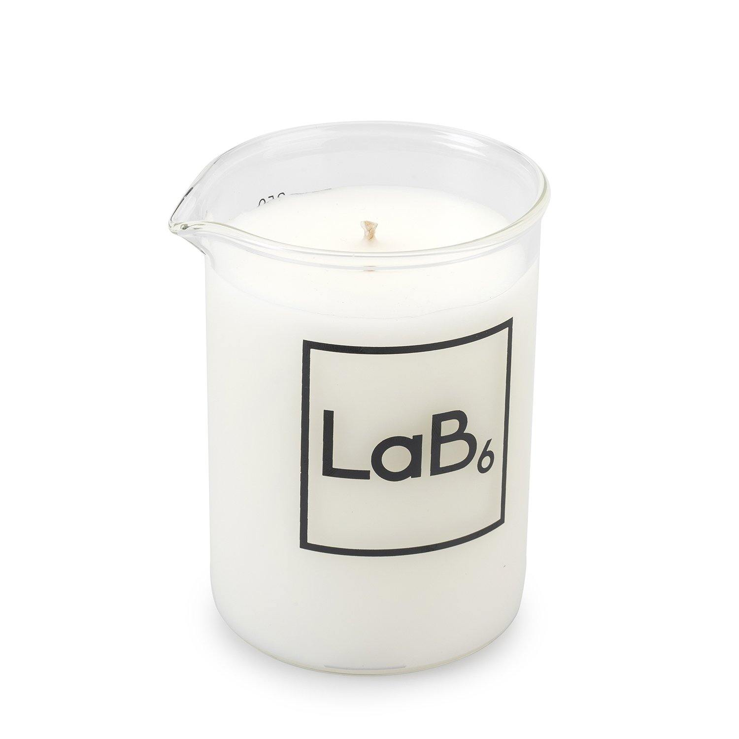 LaB6 Fig and Green Apple Candle4