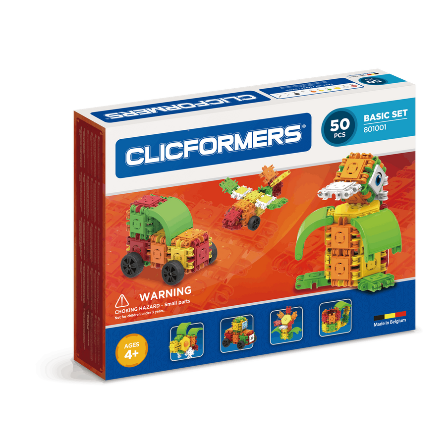 Clicformers Basic Set 50
